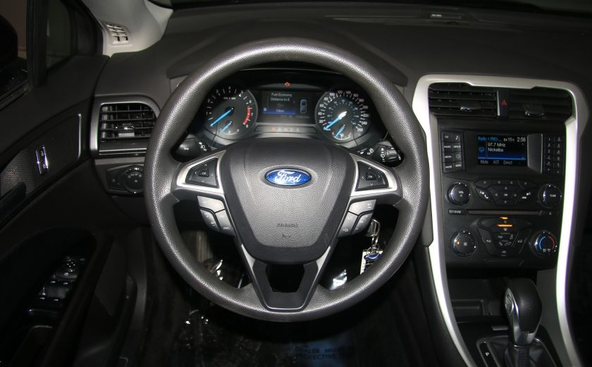 2014 Ford Fusion SE A/C GR ELECT MAGS BLUETOOTH #14