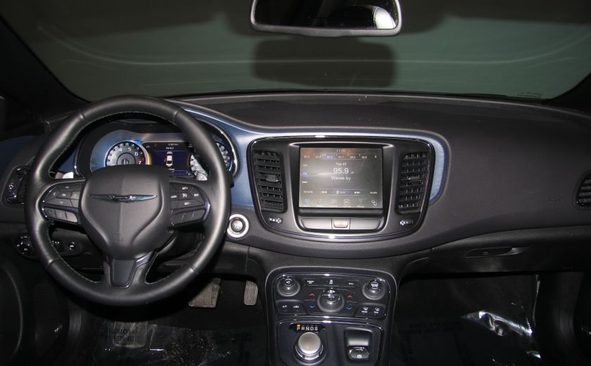 2015 Chrysler 200 S AUTO A/C TOIT PANO MAGS BLUETOOTH #13