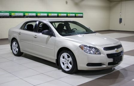2011 Chevrolet Malibu LS AUTO A/C GR ELECT in Longueuil