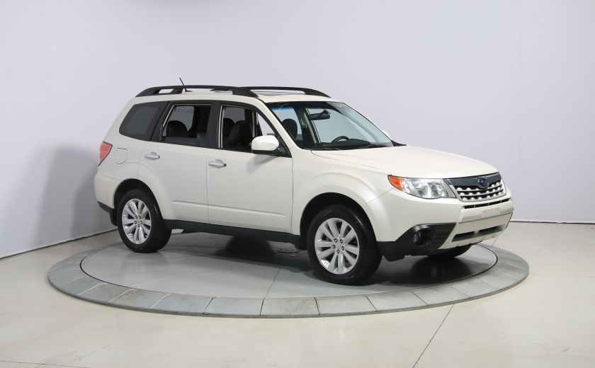 2011 Subaru Forester X Limited AWD AUTO CUIR TOIT MAGS BLUETOOTH #0