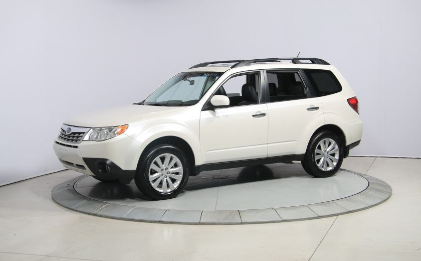 2011 Subaru Forester X Limited AWD AUTO CUIR TOIT MAGS BLUETOOTH #2