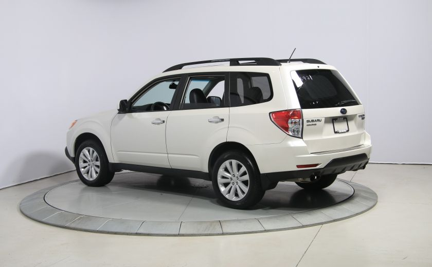 2011 Subaru Forester X Limited AWD AUTO CUIR TOIT MAGS BLUETOOTH #4