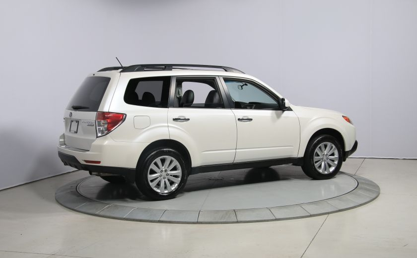 2011 Subaru Forester X Limited AWD AUTO CUIR TOIT MAGS BLUETOOTH #6