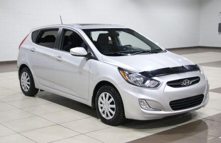 2013 Hyundai Accent GLS A/C GR ELECT TOIT BLUETOOTH in Sept-Îles