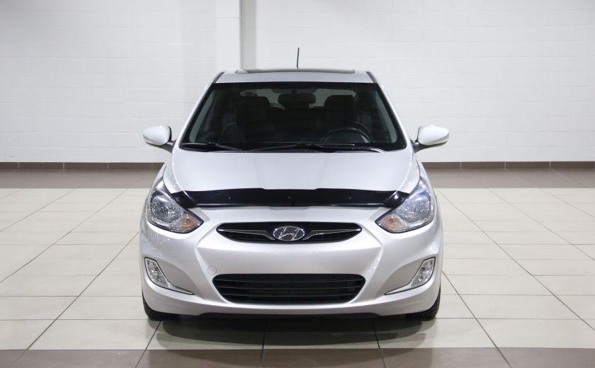2013 Hyundai Accent GLS A/C GR ELECT TOIT BLUETOOTH #1