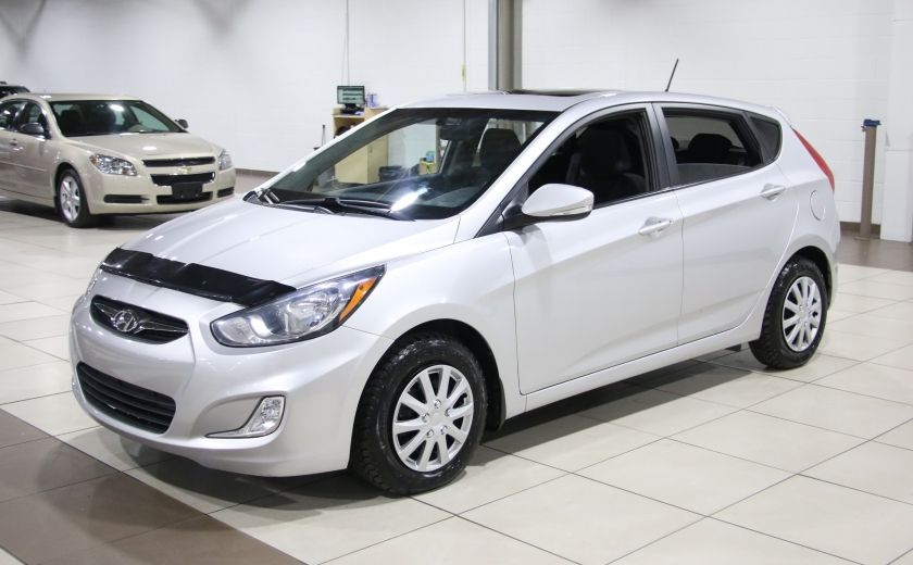 2013 Hyundai Accent GLS A/C GR ELECT TOIT BLUETOOTH #2