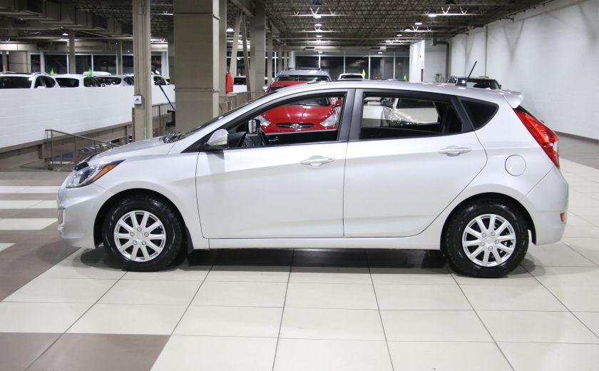 2013 Hyundai Accent GLS A/C GR ELECT TOIT BLUETOOTH #3