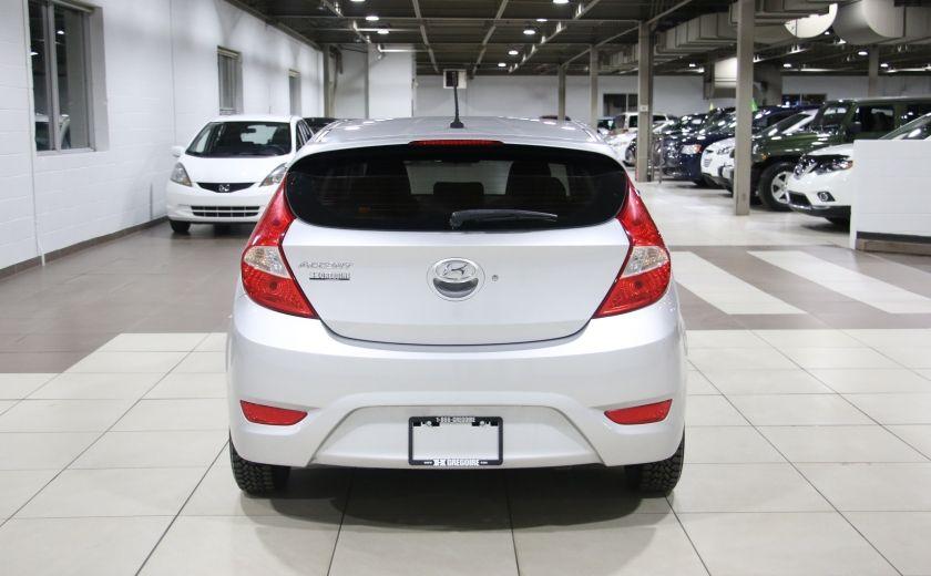 2013 Hyundai Accent GLS A/C GR ELECT TOIT BLUETOOTH #5