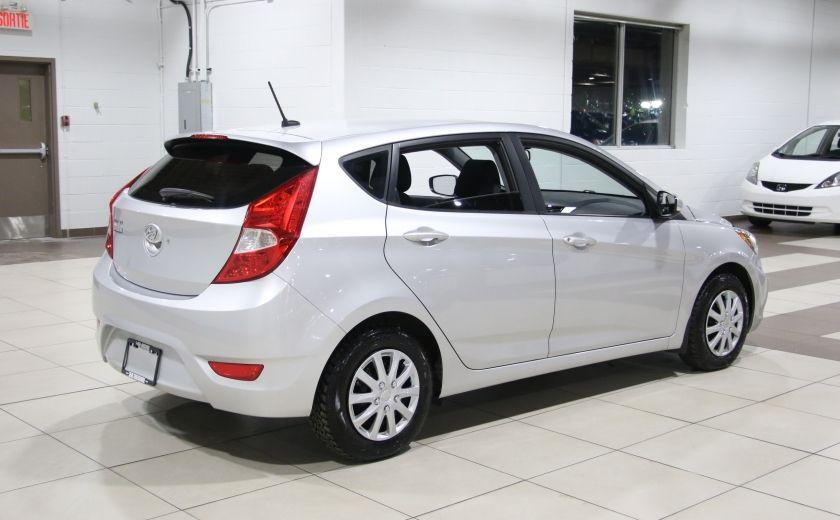 2013 Hyundai Accent GLS A/C GR ELECT TOIT BLUETOOTH #6
