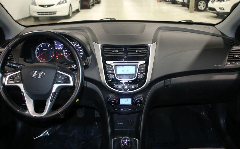 2013 Hyundai Accent GLS A/C GR ELECT TOIT BLUETOOTH #10