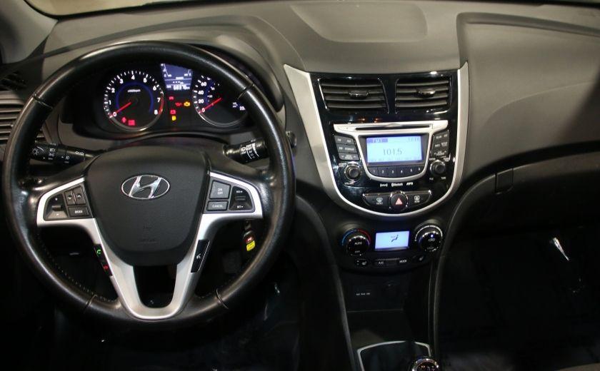 2013 Hyundai Accent GLS A/C GR ELECT TOIT BLUETOOTH #11