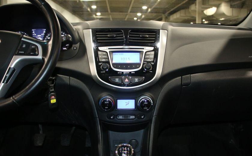 2013 Hyundai Accent GLS A/C GR ELECT TOIT BLUETOOTH #13