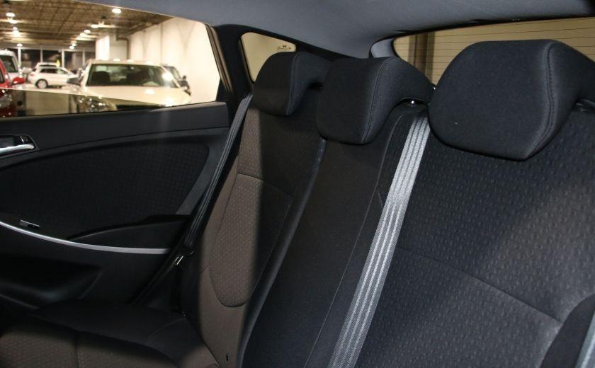 2013 Hyundai Accent GLS A/C GR ELECT TOIT BLUETOOTH #16