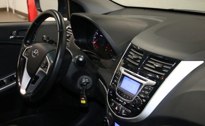 2013 Hyundai Accent GLS A/C GR ELECT TOIT BLUETOOTH #20