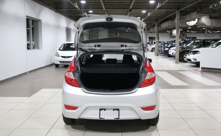 2013 Hyundai Accent GLS A/C GR ELECT TOIT BLUETOOTH #24