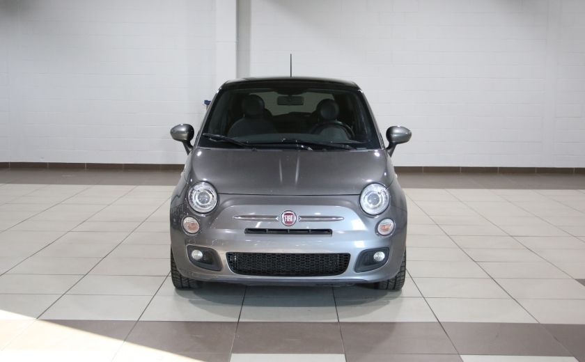 2012 Fiat 500 Sport A/C GR ELECT TOIT MAGS #1
