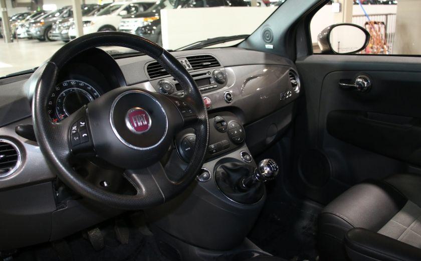 2012 Fiat 500 Sport A/C GR ELECT TOIT MAGS #8