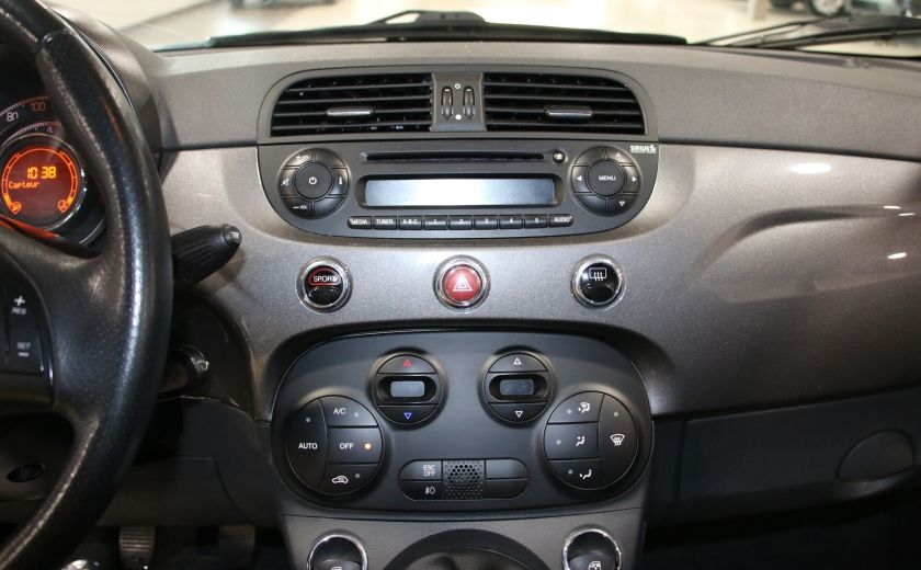2012 Fiat 500 Sport A/C GR ELECT TOIT MAGS #10