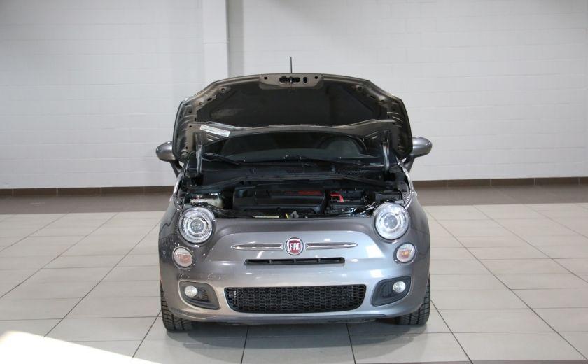 2012 Fiat 500 Sport A/C GR ELECT TOIT MAGS #17