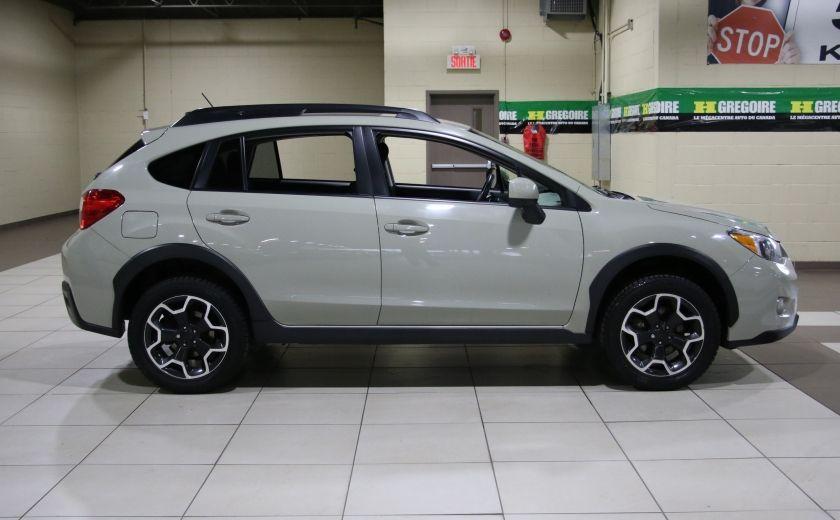 2014 Subaru XV Crosstrek 2.0i Sport AWD AUTO A/C MAGS BLUETOOTH #7