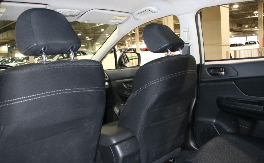 2014 Subaru XV Crosstrek 2.0i Sport AWD AUTO A/C MAGS BLUETOOTH #16