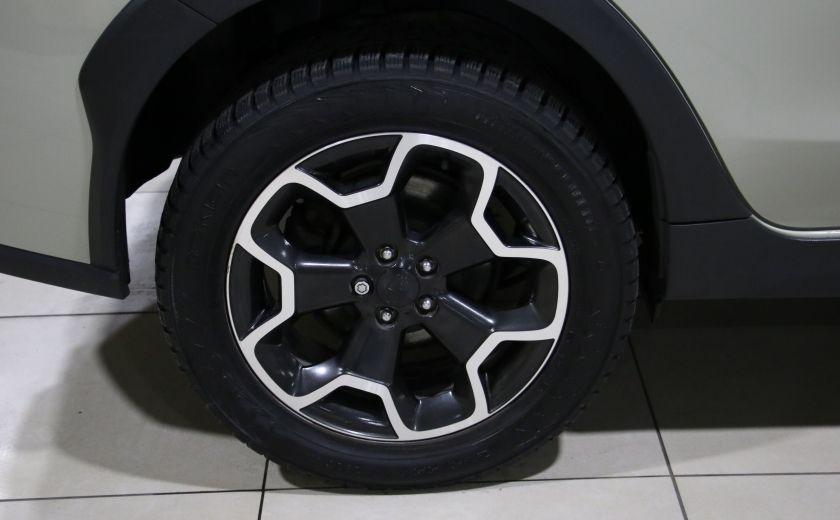 2014 Subaru XV Crosstrek 2.0i Sport AWD AUTO A/C MAGS BLUETOOTH #28
