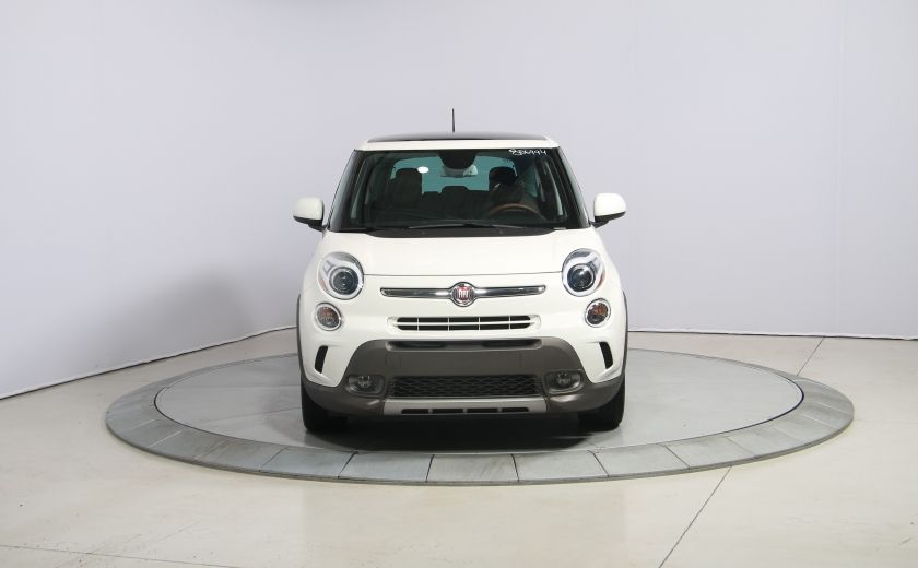 2015 Fiat 500L Trekking AUTO A/C TOIT PANO MAGS BLUETOOTH #1