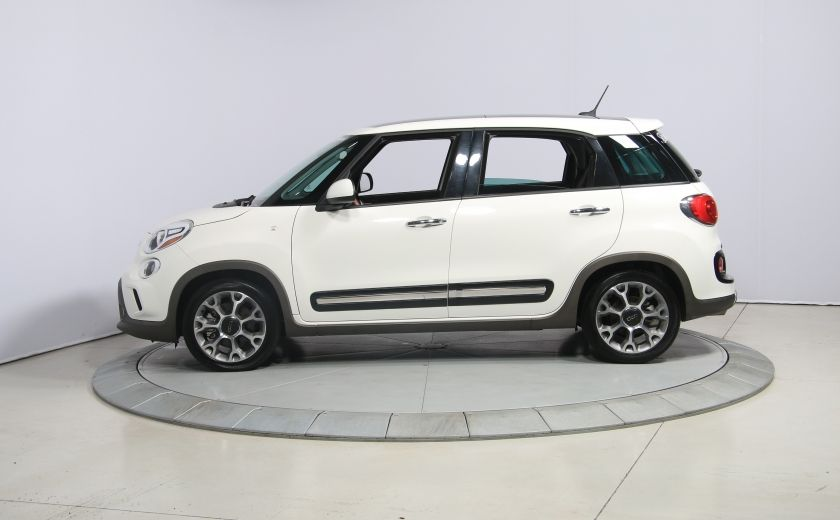 2015 Fiat 500L Trekking AUTO A/C TOIT PANO MAGS BLUETOOTH #3