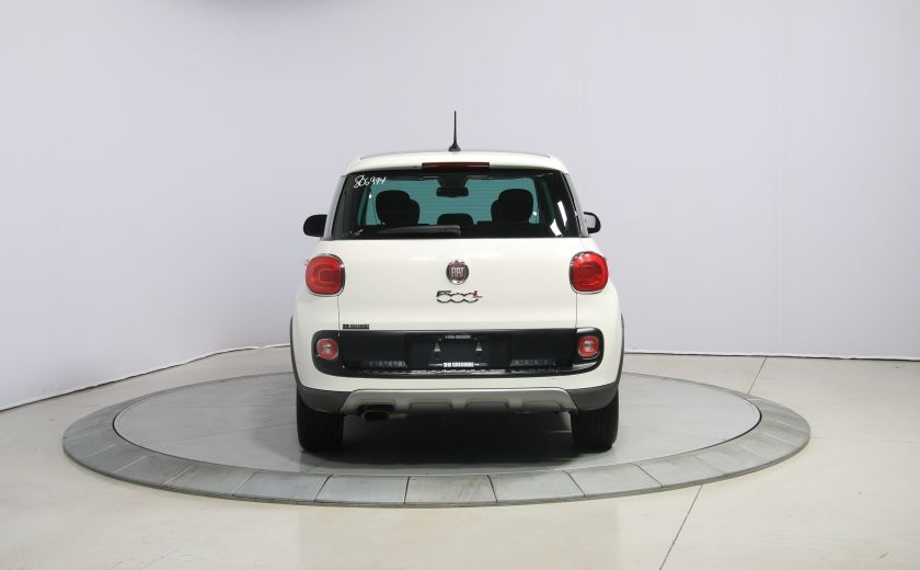 2015 Fiat 500L Trekking AUTO A/C TOIT PANO MAGS BLUETOOTH #5