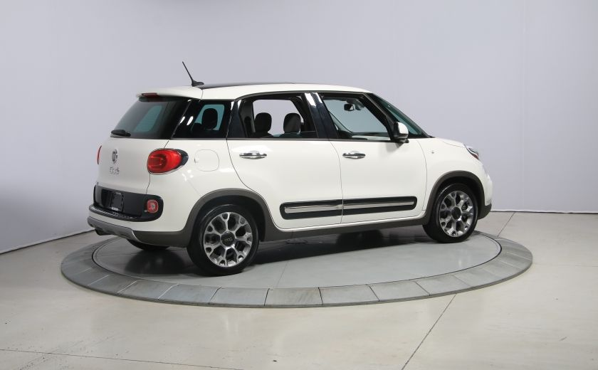 2015 Fiat 500L Trekking AUTO A/C TOIT PANO MAGS BLUETOOTH #6