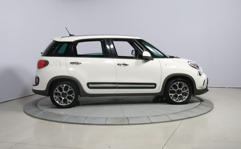 2015 Fiat 500L Trekking AUTO A/C TOIT PANO MAGS BLUETOOTH #7