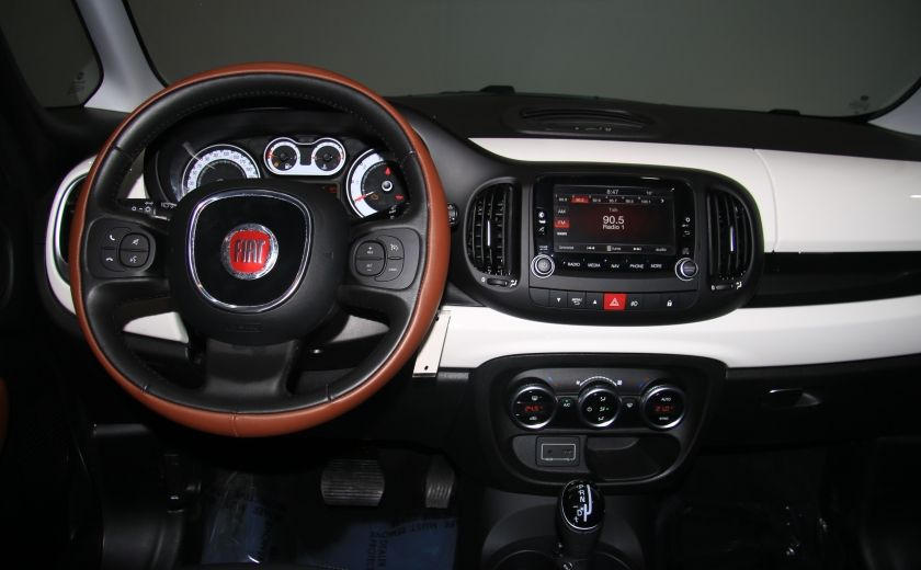 2015 Fiat 500L Trekking AUTO A/C TOIT PANO MAGS BLUETOOTH #13