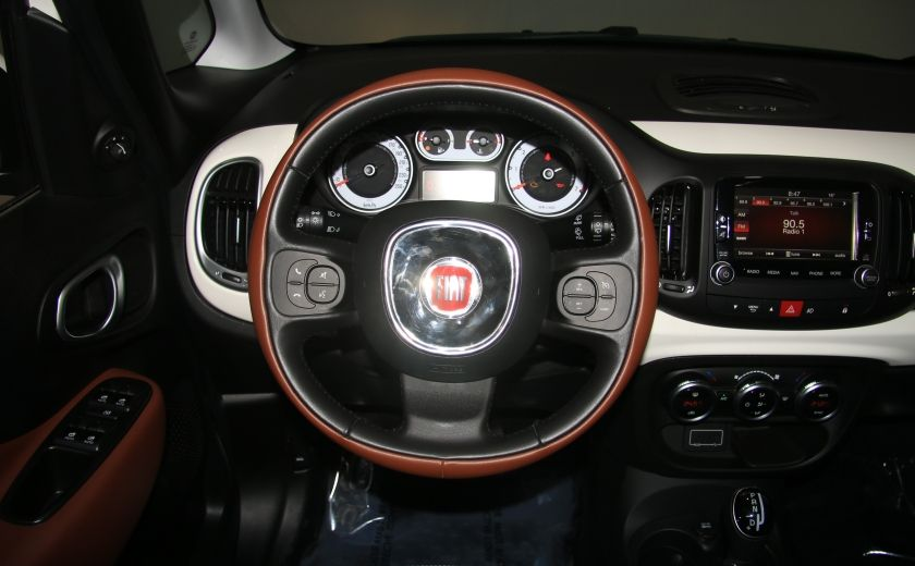 2015 Fiat 500L Trekking AUTO A/C TOIT PANO MAGS BLUETOOTH #14