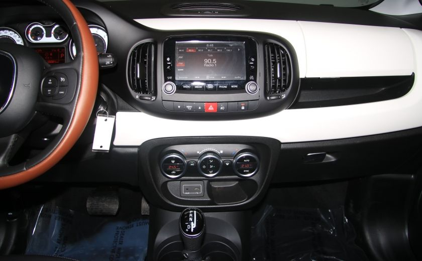 2015 Fiat 500L Trekking AUTO A/C TOIT PANO MAGS BLUETOOTH #15