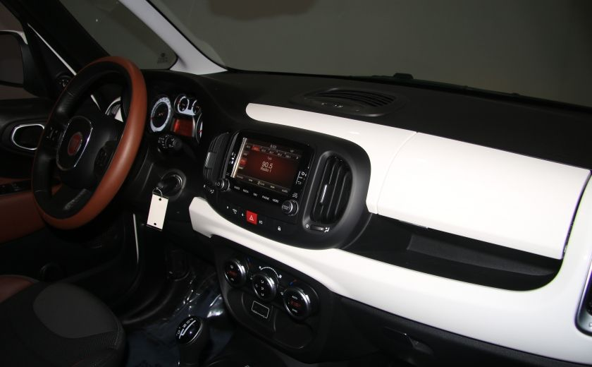 2015 Fiat 500L Trekking AUTO A/C TOIT PANO MAGS BLUETOOTH #21