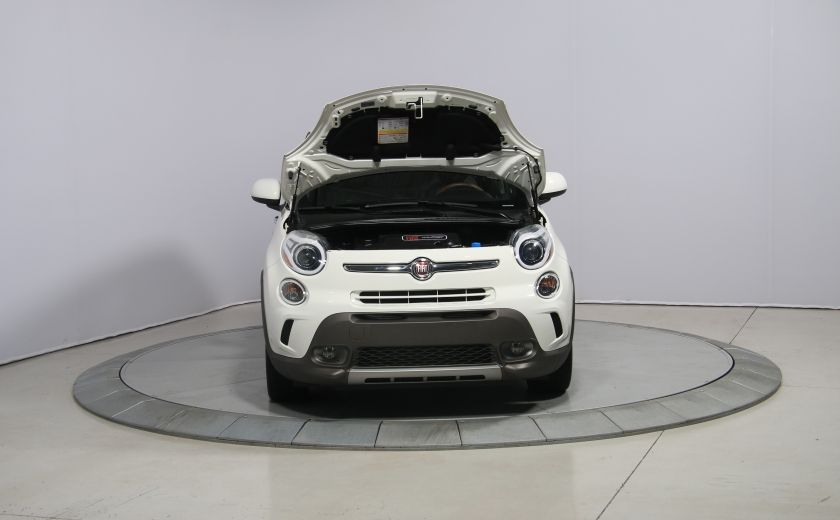 2015 Fiat 500L Trekking AUTO A/C TOIT PANO MAGS BLUETOOTH #25
