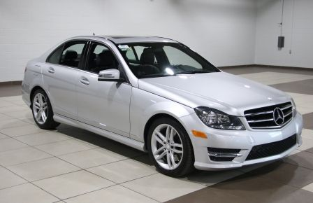2014 Mercedes Benz C300 AWD AUTO A/C CUIR TOIT MAGS in Granby