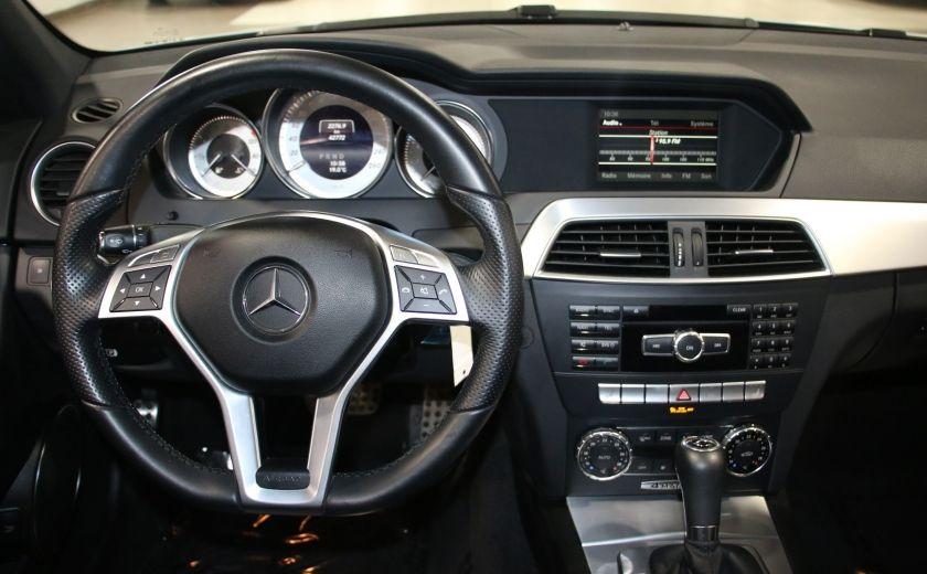 2014 Mercedes Benz C300 AWD AUTO A/C CUIR TOIT MAGS #13