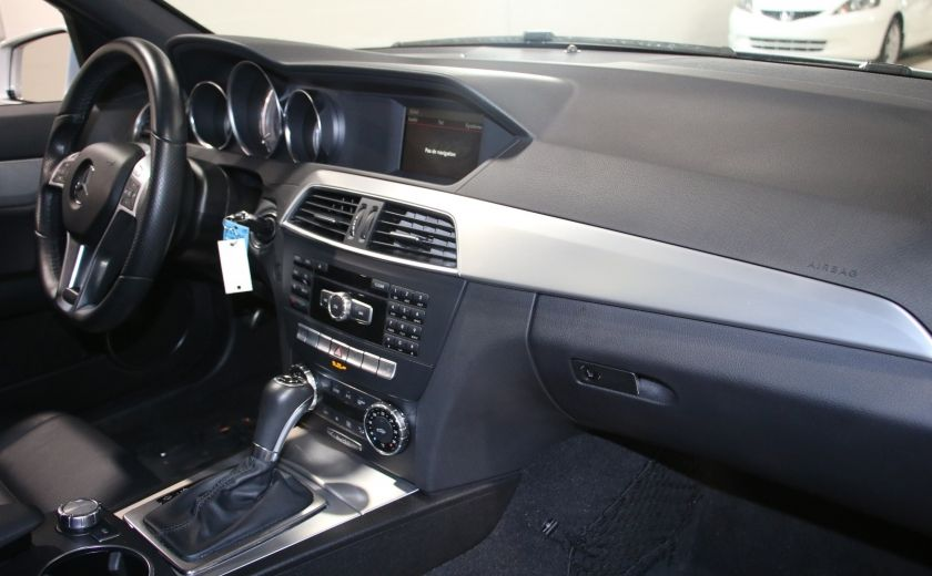 2014 Mercedes Benz C300 AWD AUTO A/C CUIR TOIT MAGS #22