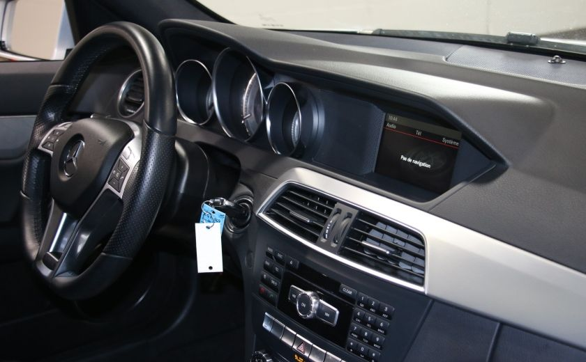 2014 Mercedes Benz C300 AWD AUTO A/C CUIR TOIT MAGS #23