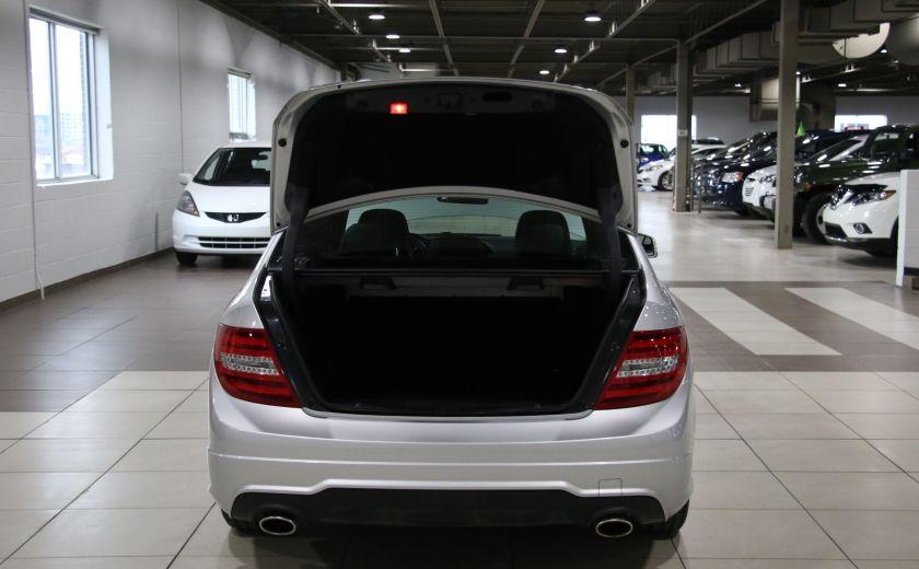 2014 Mercedes Benz C300 AWD AUTO A/C CUIR TOIT MAGS #27