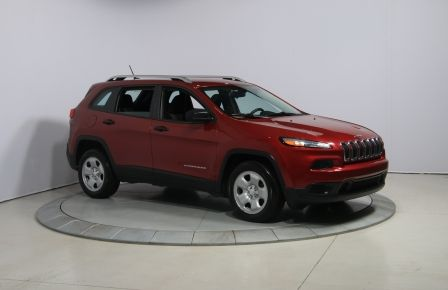 2014 Jeep Cherokee Sport AUTO A/C GR ELECT BLUETOOTH in Trois-Rivières