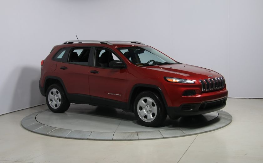 2014 Jeep Cherokee Sport AUTO A/C GR ELECT BLUETOOTH #0