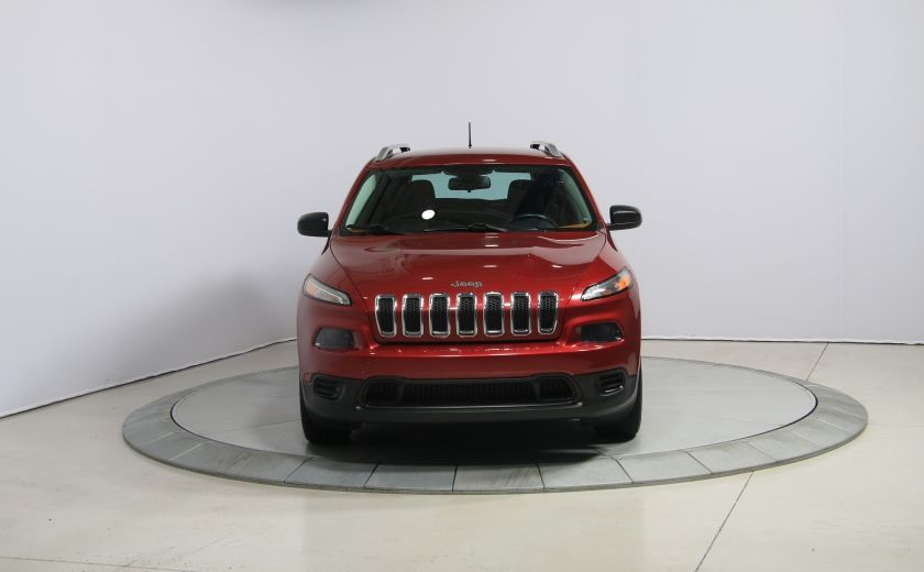 2014 Jeep Cherokee Sport AUTO A/C GR ELECT BLUETOOTH #1