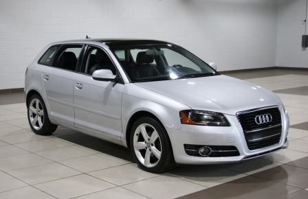 2013 Audi A3 Progressiv AUTO A/C CUIR TOIT MAGS in Longueuil