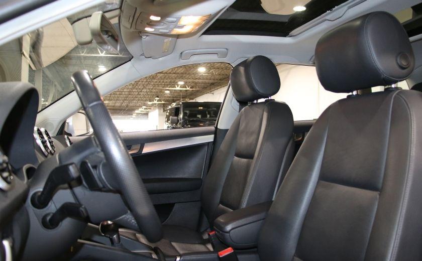 2013 Audi A3 TDI Progressiv AUTO A/C CUIR TOIT MAGS #9