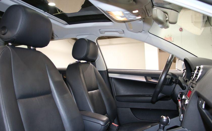 2013 Audi A3 TDI Progressiv AUTO A/C CUIR TOIT MAGS #26