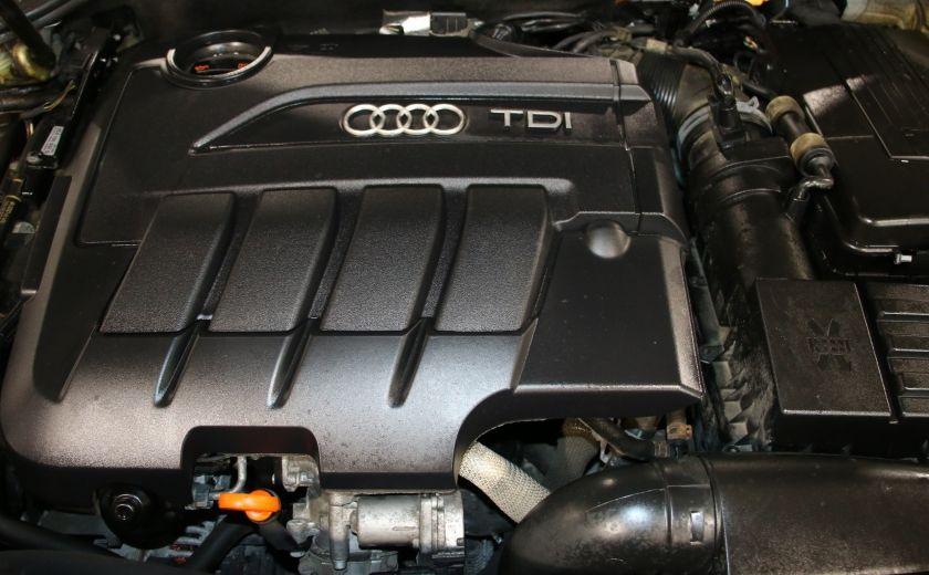 2013 Audi A3 TDI Progressiv AUTO A/C CUIR TOIT MAGS #27