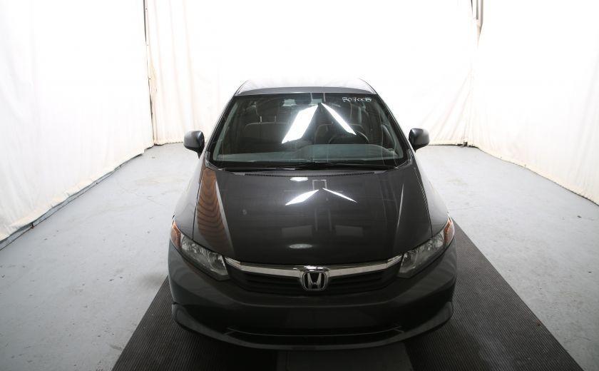 2012 Honda Civic LX A/C GR ELECT BLUETHOOT #1