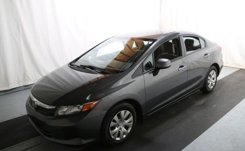 2012 Honda Civic LX A/C GR ELECT BLUETHOOT #2
